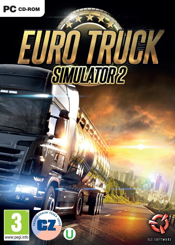 EURO TRUCK Simulator 2 (PC) Krabicová
