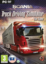 Scania Truck Driving Simulátor (PC)