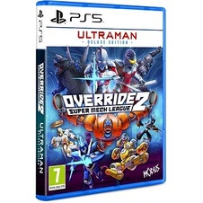 Override 2: Ultraman - Deluxe Edition (PS5)