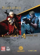 Devil May Cry 3 + Resident Evil 4 - GOLD (PC)