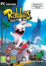 Rayman Raving Rabbids Go Home (PC)
