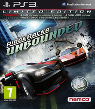 Ridge Racer Unbounded Limited Edition (PS3)