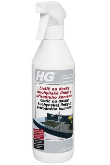 HG čistič na desky kuchyňské linky z přírodního kamene 500 ml