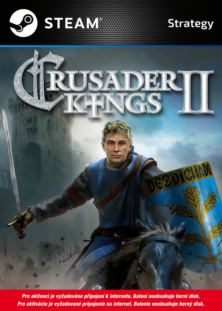 Crusader Kings II (PC Steam)