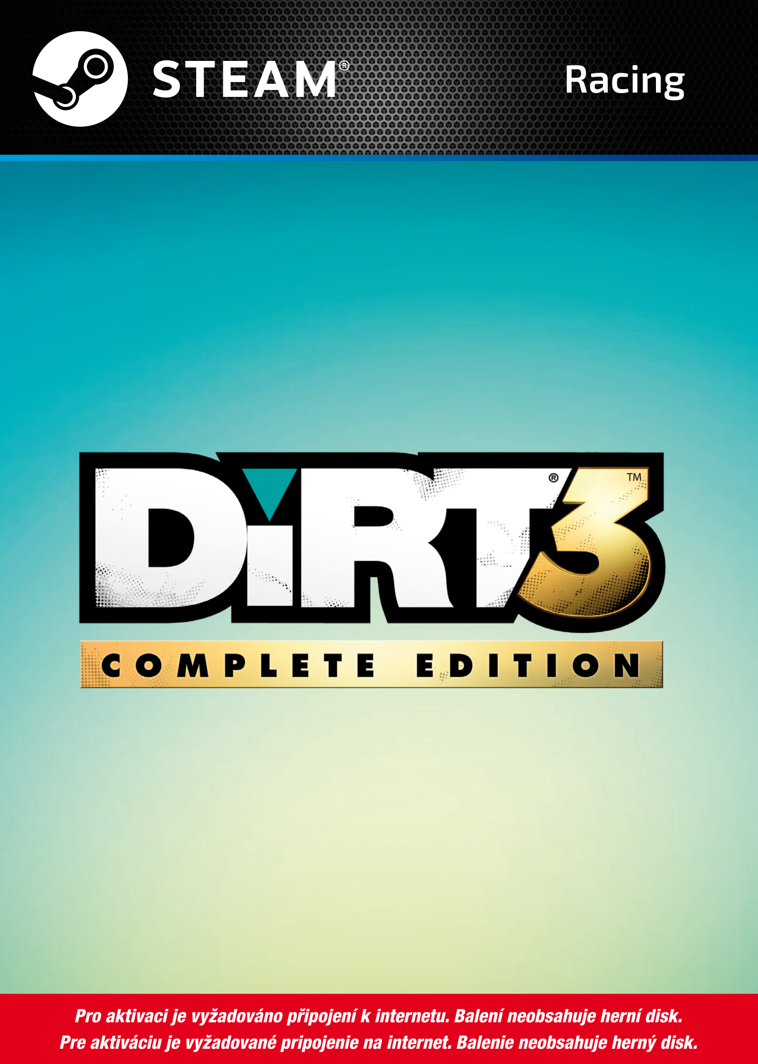 Dirt 3 Complete Edition (PC Steam) Krabicová