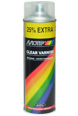 Motip - Clear Varnish bezbarvý lak 500ml