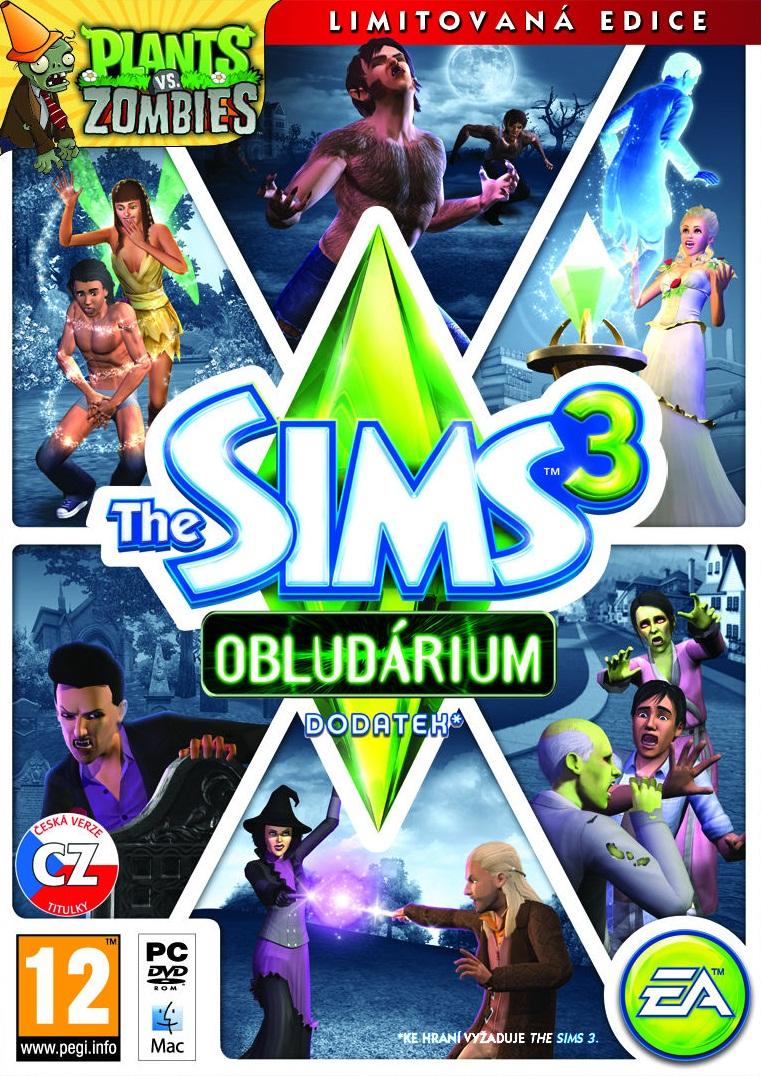 The Sims 3: Obludarium (PC)