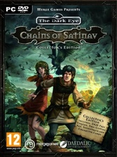 The Dark Eye: Chains Of Satinav Collectors Edition (PC)