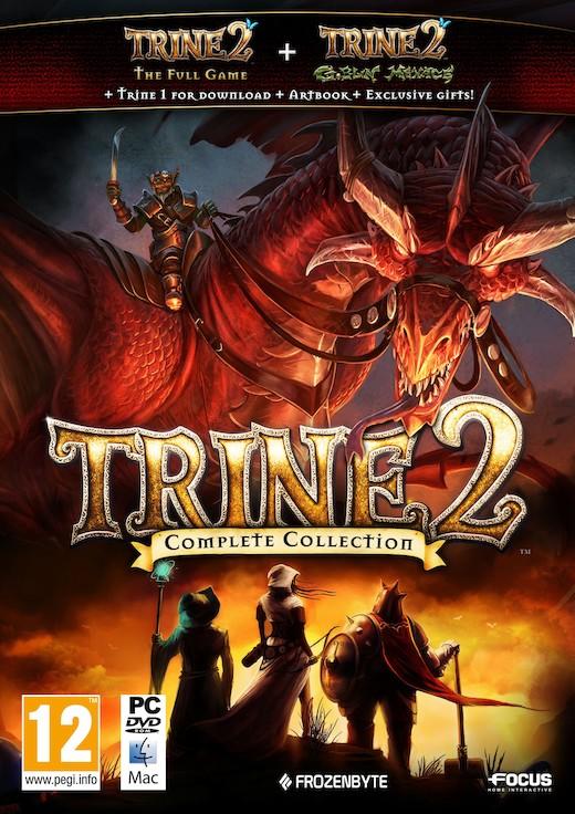 Focus Home Trine 2: Complete Collection (PC) Krabicová