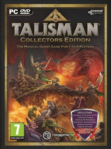 Talisman - Gamesworkshop - Multiplayer Collectors Edition (PC) Krabicová