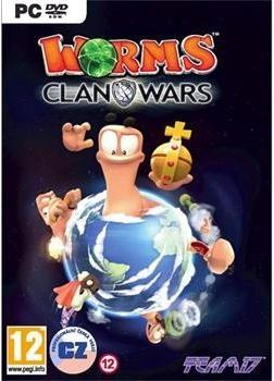 Worms Clan Wars (PC) Krabicová