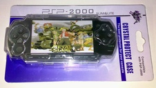 PSP Slim Crystal cover (PSP)