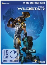 WildStar 15 Day Game Time Card (PC)