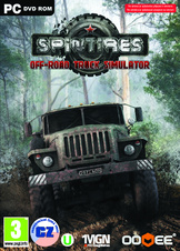 SPINTIRES: Off-road Truck Simulator (PC)
