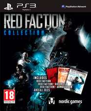 Red Faction - Complete Collection (PS3)