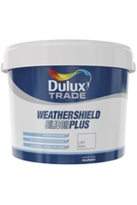 Dulux - Weathershield Silicon Plus base - Extra Deep 1l