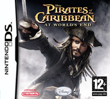Pirates of the Caribbean At Worlds End (NDS)