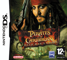 Pirates of the Caribbean Dead Mans Chest (NDS)