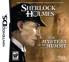 Sherlock Holmes DS: The Mystery Of The Mummy (NDS)