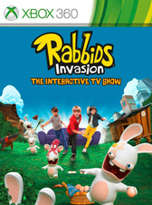 Rabbids Invasion: The Interactive TV Show (X360)