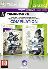 Tom Clancys Ghost Recon Future Soldier & Advanced Warfighter 2 (X360)