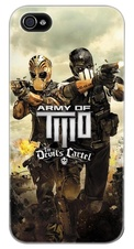Pouzdro na mobil Army Of Two Case iPhone 4/4S (Apple)