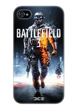 Pouzdro na mobil Battlefield 3 Case iPhone 4/4S (Apple)