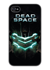 Pouzdro na mobil Dead Space Case iPhone 4/4S (Apple)