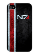 Pouzdro na mobil Mass Effect 3 Case iPhone 4/4S (Apple)