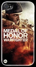 Pouzdro na mobil Medal of Honor Warfare Case iPhone 4/4S 2 (Apple)