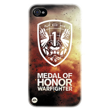 Pouzdro na mobil Medal of Honor Warfare Case iPhone 4/4S 1 (Apple)
