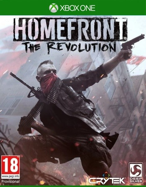Homefront The Revolution (XOne)