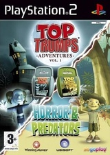 Top Trumps Horror and Predators (PS2)