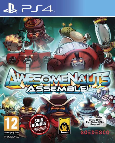 ostatní Awesomenauts Assemble! (PS4)