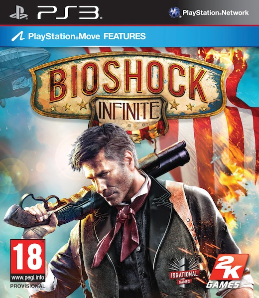 BioShock Infinite (PS3) Krabicová