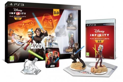 Disney Infinity 3.0: Star Wars: Starter Pack (PS3)