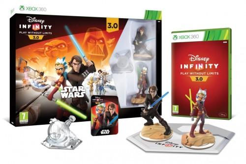 Disney Infinity 3.0: Star Wars: Starter Pack (X360)