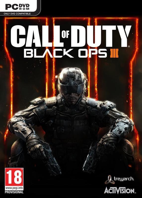 Call of Duty: Black Ops III (PC) Krabicová