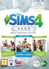The Sims 4 Bundle Pack 1 (PC)