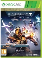 Destiny The Taken King: Legendary Edition (X360)