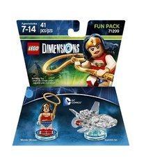 LEGO Dimensions Wonder Woman Fun Pack (71209 DC Comics)