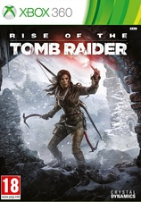 Rise of the Tomb Raider (X360)