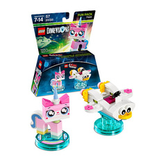 LEGO Dimensions Unikitty Fun Pack (71231 Lego Movie)