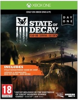 State of Decay - Year One Survival Edition (XOne)