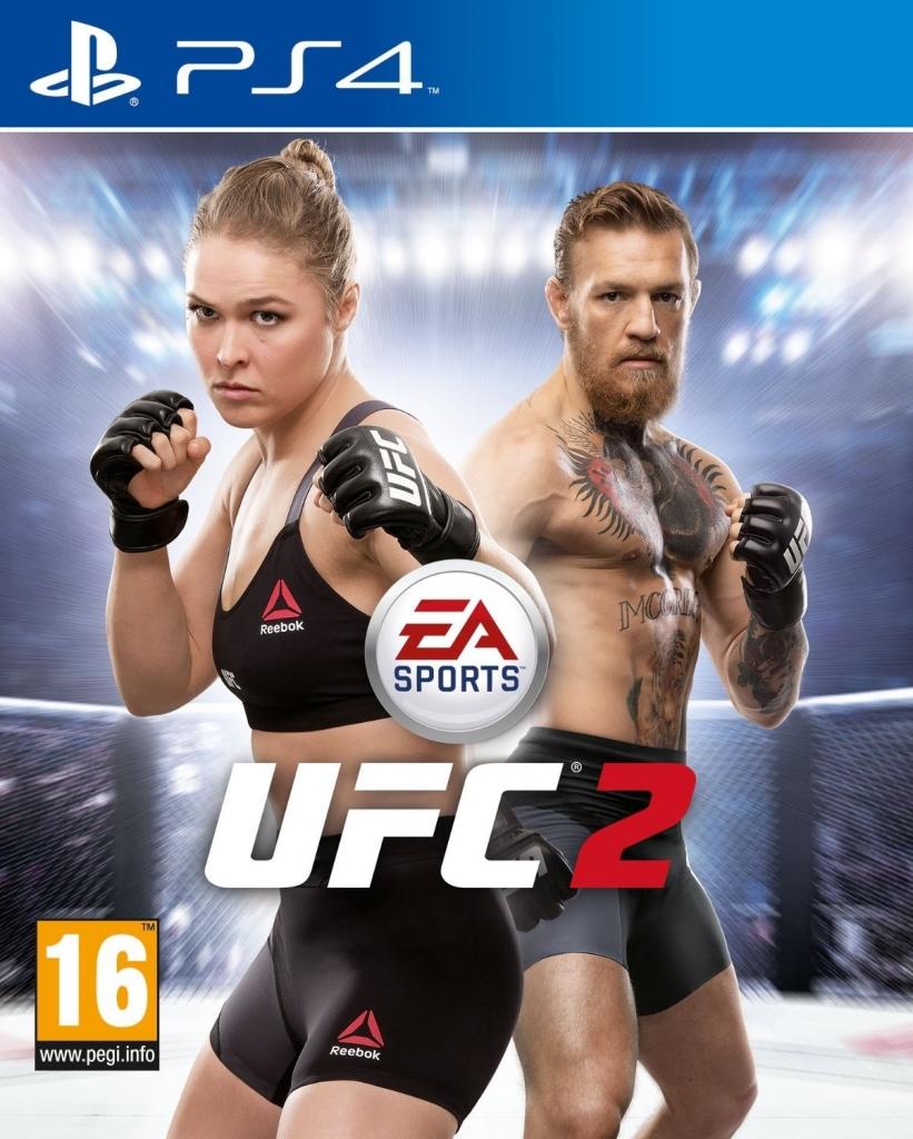 EA EA Sports UFC 2 (PS4)