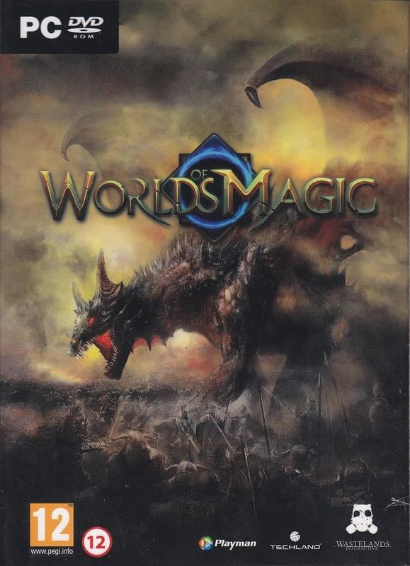 Worlds of Magic (PC) Krabicová