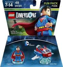 LEGO Dimensions Superman Fun Pack (71236)