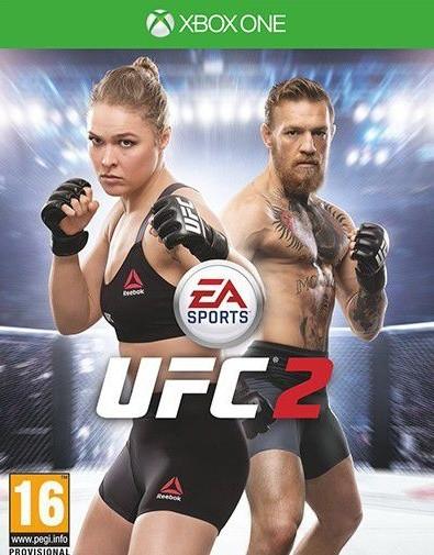 EA EA Sports UFC 2 (XOne) Krabicová
