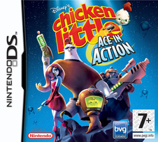 Chicken Little Ace in Action (NDS)