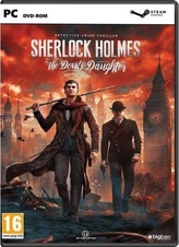 Sherlock Holmes: The Devils Daughter (PC)